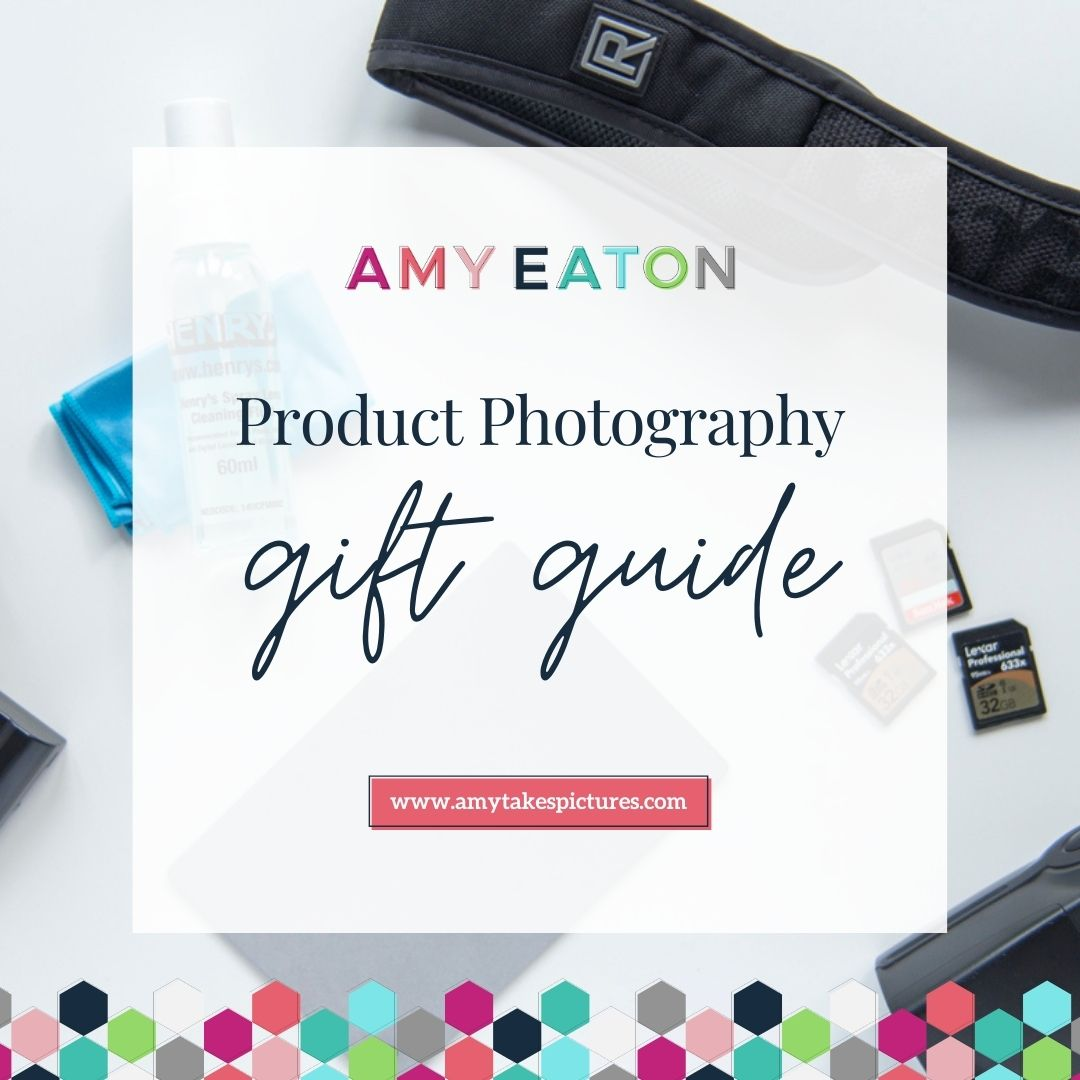 DIY Product Photography Equipment Holiday Gift Guide  2018