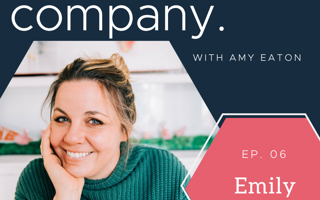 Bold Company Episode 6 – Emily Arbour
